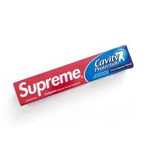 Supreme x Colgate toothpaste- new